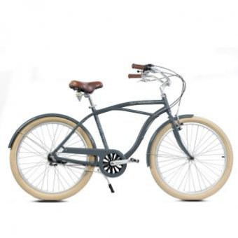 BEACH CRUISER ARCADE  Key West homme gris/femme vert